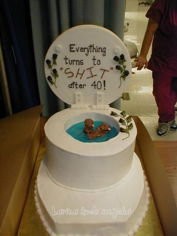 Nisam sigurna da li je to baš tako, ali torta je super !